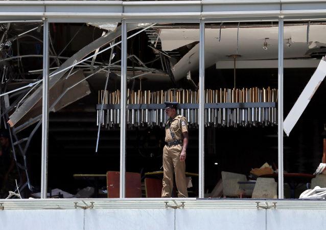 斯里兰卡恐怖袭击事件的遇难人数升至359人