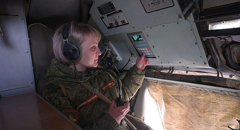俄通信部队