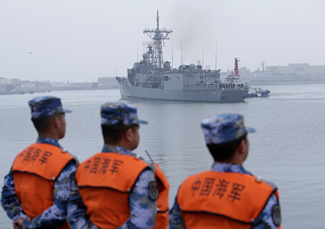 外媒:美国将向印度派直升机搜索中国潜艇