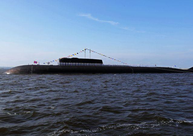 949А项目的核潜艇