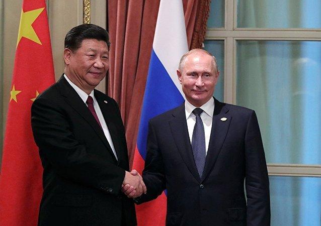 俄总统普京4月26日访华
