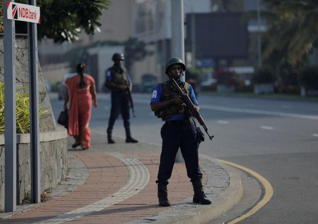斯里兰卡军队