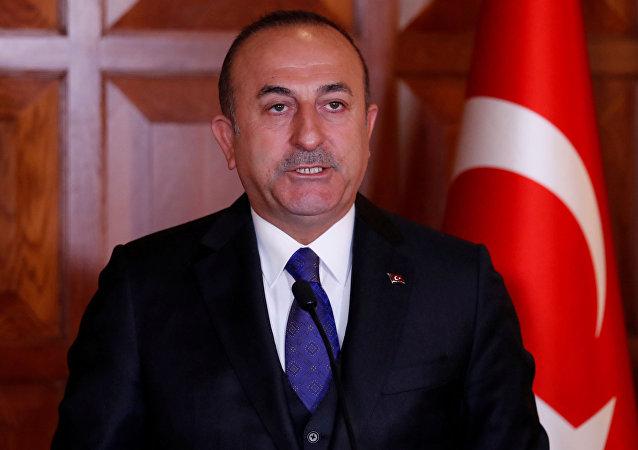 土耳其外交部长恰武什奥卢