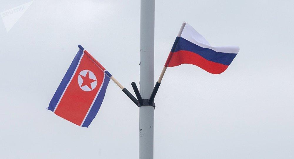 俄国防部:俄罗斯与朝鲜防务部门之间的合作日趋频繁