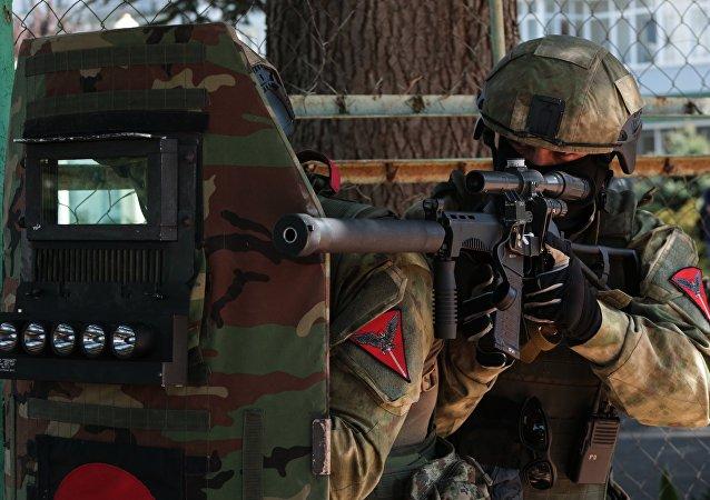俄媒:中俄安全部门紧密合作打击恐怖主义
