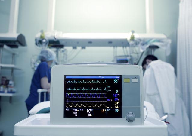 Гемодинамические данные пациента