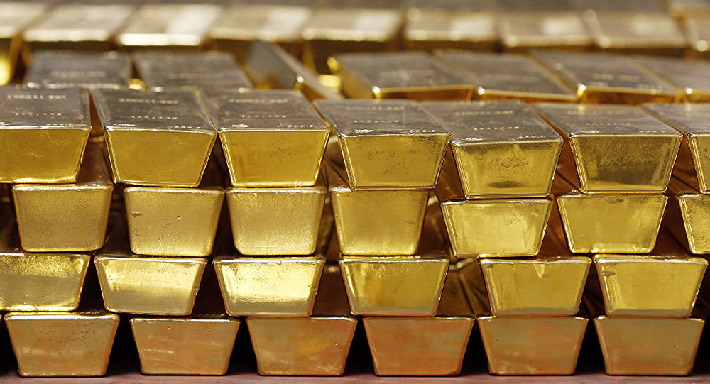 俄统计局:1-9月俄黄金产量同比增长20.2%