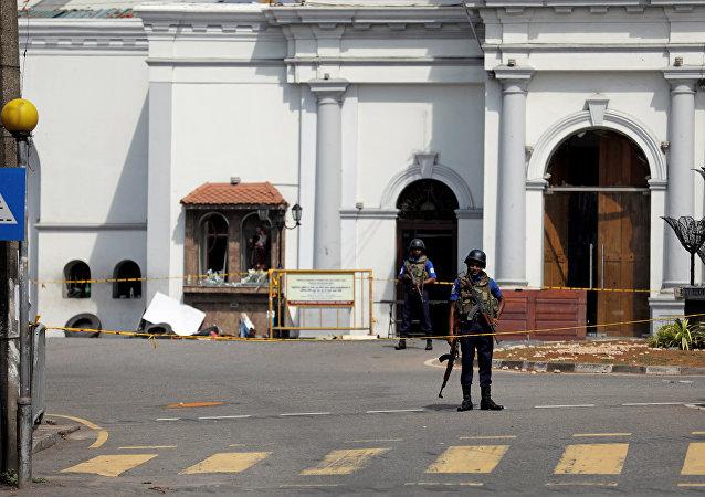 斯里兰卡取消该国东部的宵禁