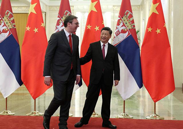 武契奇总统:中国国家主席习近平将于2020年访问塞尔维亚