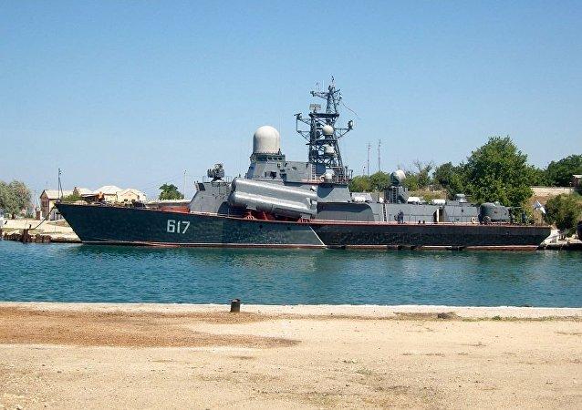 牛虻小型导弹舰
