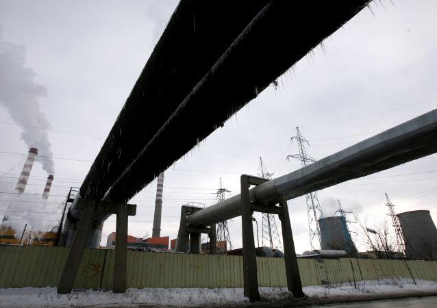 乌克兰石油运输公司:已恢复通过友谊管道向欧盟中转石油