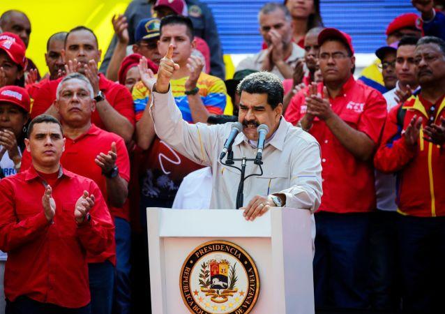 马杜罗总统宣布哥伦比亚总统为委内瑞拉的敌人