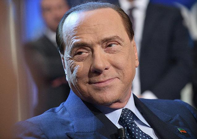 意大利前总理贝卢斯科尼因肾绞痛入院检查