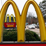 This Feb. 15, 2018, file photo shows a McDonald's Restaurant in Brandon, Miss. McDonald's Corp. reports earnings Monday, April 30.