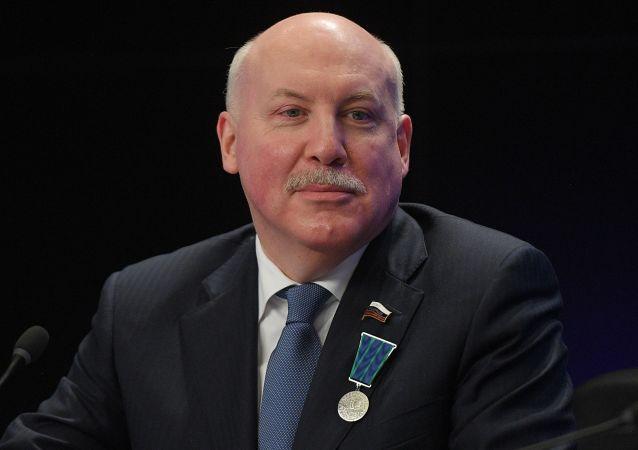 俄外交部:更换俄驻明斯克大使不意味着两国关系危机