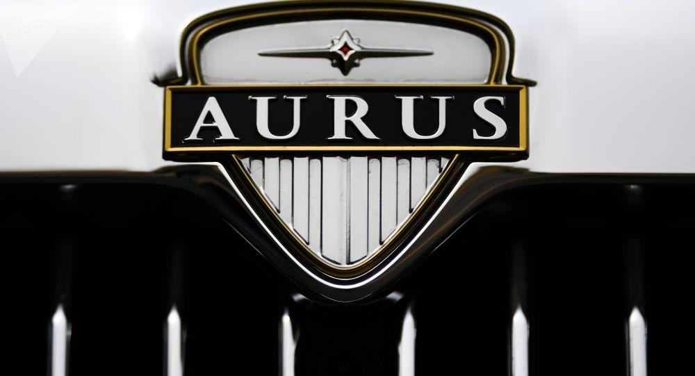 Aurus标志