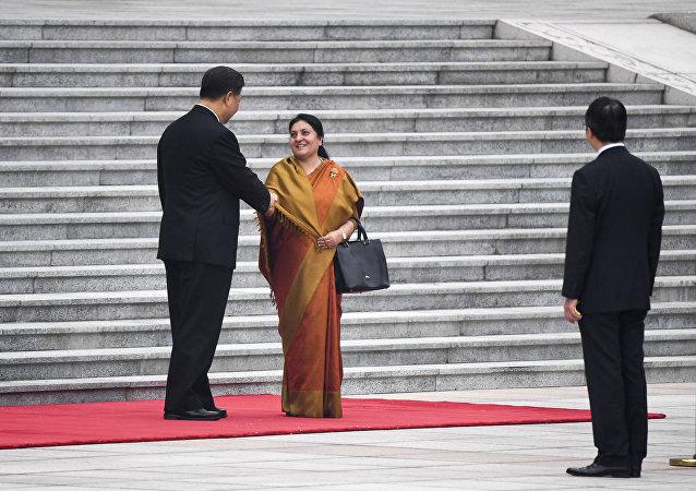 中国帮助尼泊尔摆脱贸易上对印度的依赖
