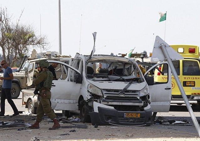 媒体:巴勒斯坦袭击以色列南部 2人死亡