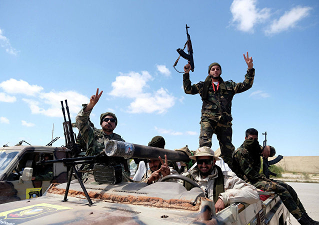 利比亚国民军