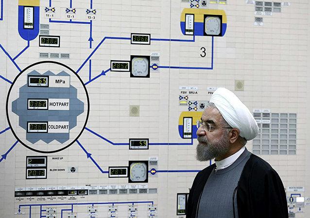 伊朗总统:美国的行为给中东地区的稳定带来严重威胁