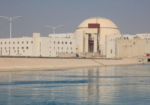 布舍尔核电站
