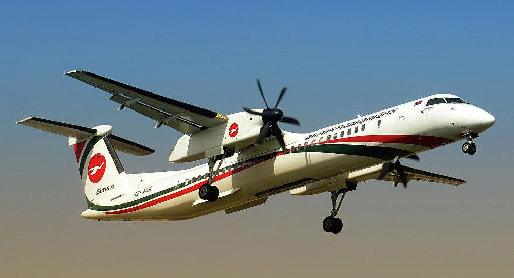 孟加拉比曼航空公司飞机