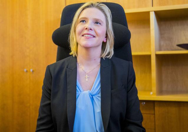 挪威卫生部长利斯陶格