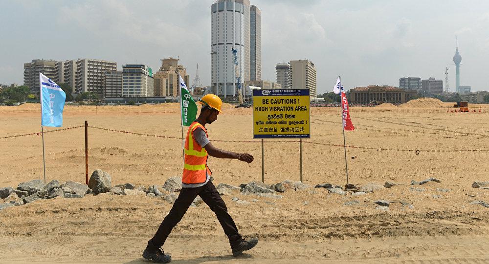 专家:斯里兰卡债务问题被蓄意政治化