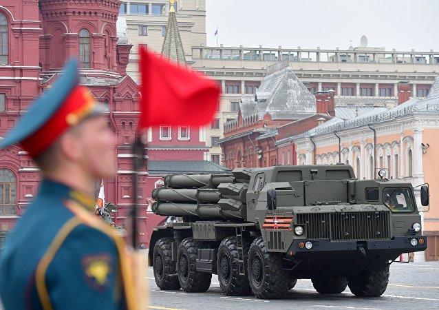 俄防长透露红场胜利日阅兵筹备细节