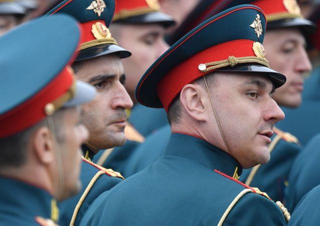 俄国防部:陆军的军事院校毕业典礼将首次在胜利日举行