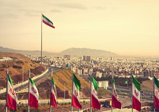 伊朗首都德黑兰