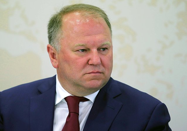 俄罗斯联邦总统乌拉尔联邦区全权代表楚卡诺夫