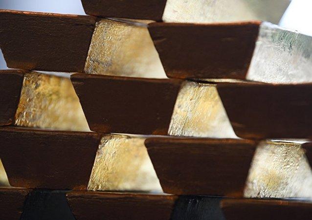 中国连续增加黄金储备