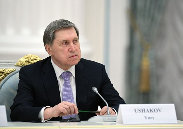 尤里•乌沙科夫