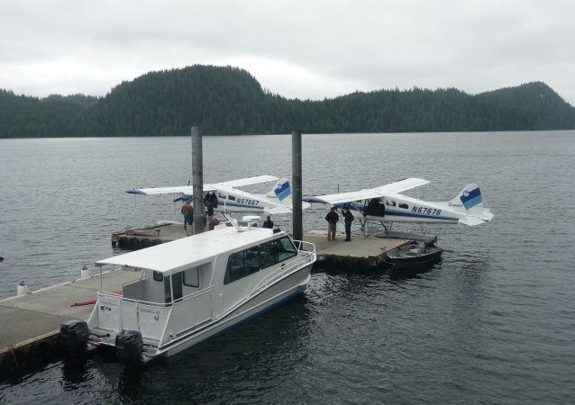 媒体:阿拉斯加两架飞机相撞事故已致六人死亡