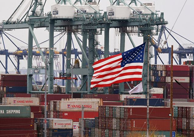 Торговая война США и Китай