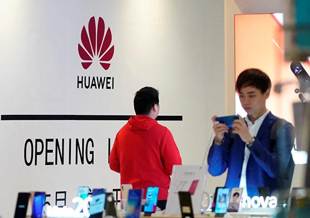 华为6月将在英国开始销售5G手机Mate 20X