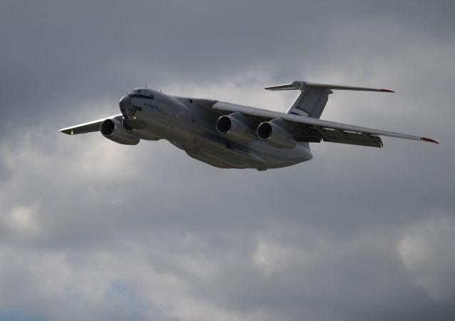伊尔-76MD-90A运输机