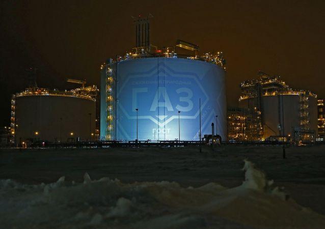 亚马尔LNG项目