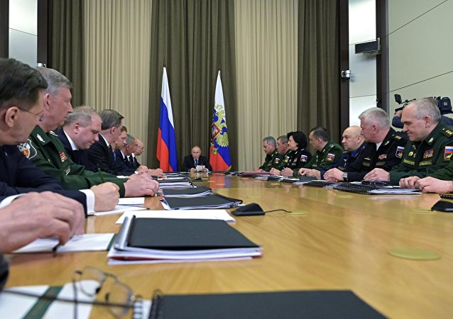 """普京称其为""""整个二十一世纪""""重要武器"""