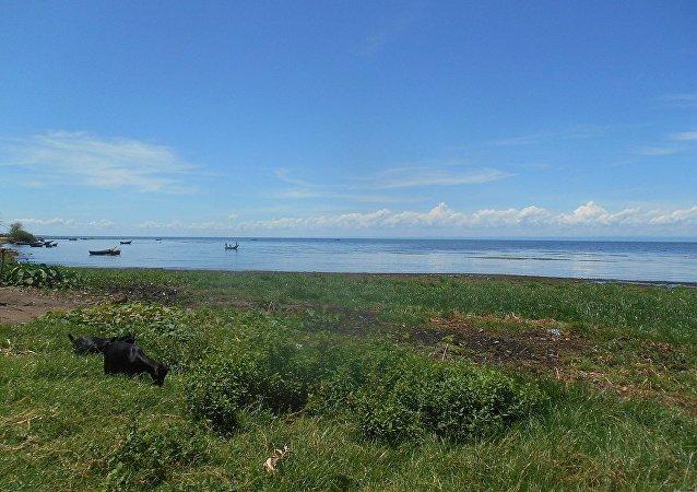 乌干达阿尔伯特湖