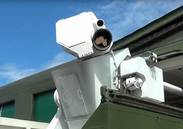 俄罗斯的'超光'激光武器系统