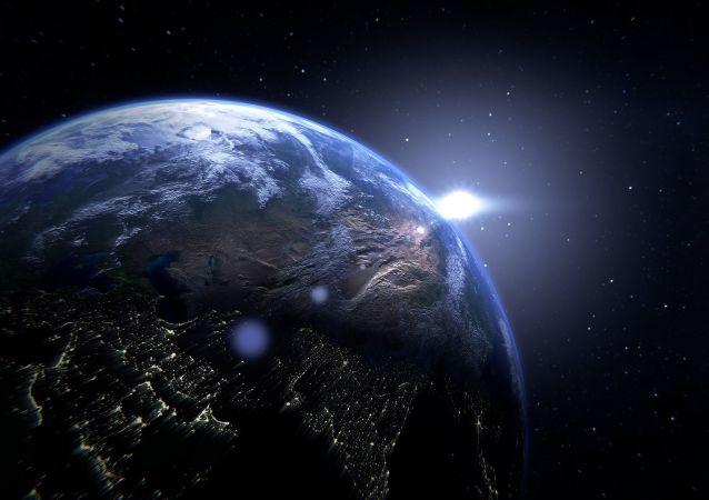 NASA展示珠母云照片