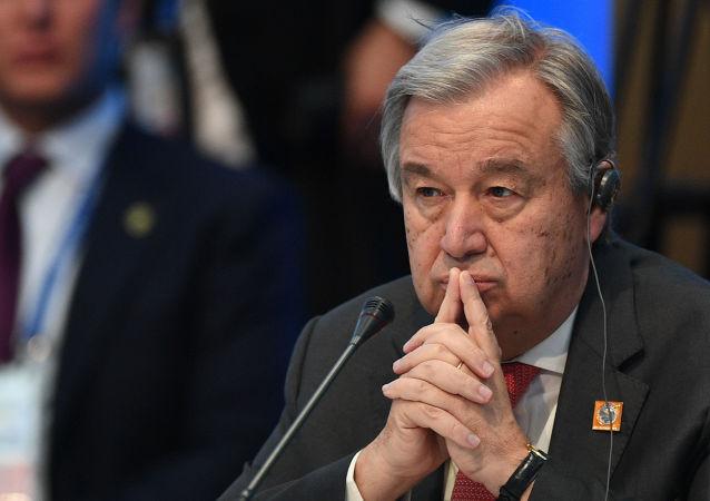 联合国秘书长对美国拖延向俄罗斯等国代表发放签证感到担忧