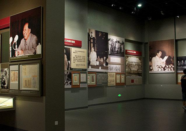 韶山毛泽东故居为纪念列宁诞辰150周年将举办两场展览