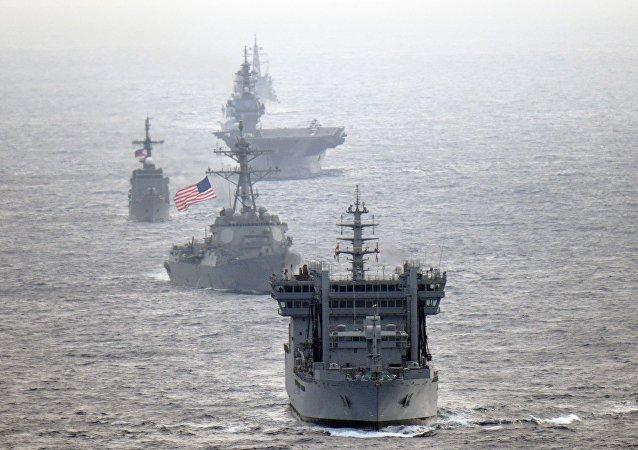 专家:美军将利用基于量子力学原理的通讯技术实现与潜艇间的安全通信