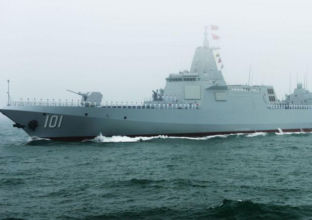 渤海相关海域将执行军事任务