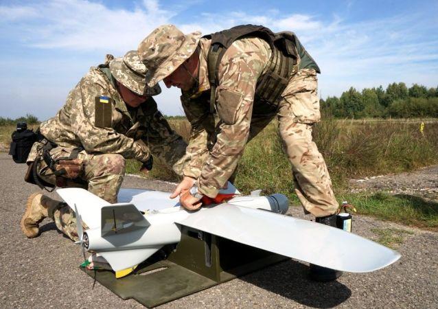 乌安全部队无人机