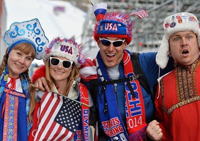 近5年来俄美国客流稳步增长