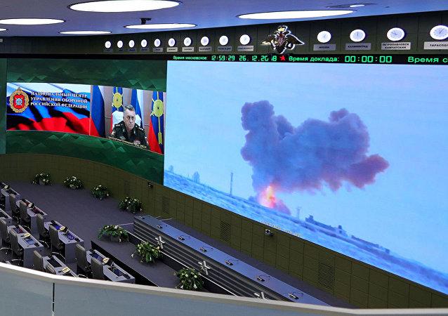 """专家:""""先锋""""高超声速导弹系统打破美国抗衡俄核力量的美梦"""